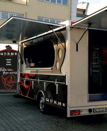 Full Automatic Food Trucks